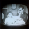 Peggy Leonard with Dick Clark