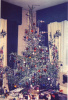 1950s Christmas tree ~ Diana's